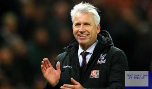 Alan Pardew excited with the arrival of American investors at Crystal Palace